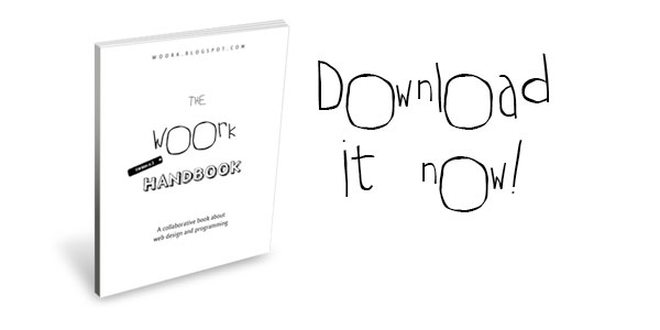 the woork handbook 10 Free Ebooks Every Web Developer Should Have