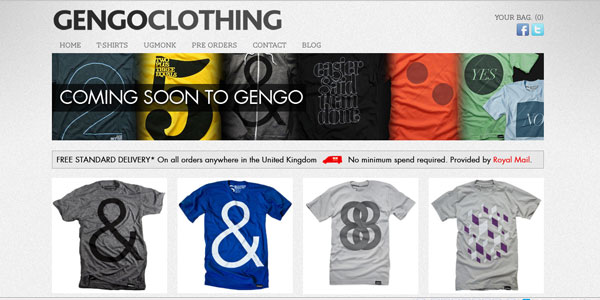 Gengo Clothing