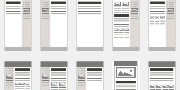 Email Newsletter Templates All In One Collection