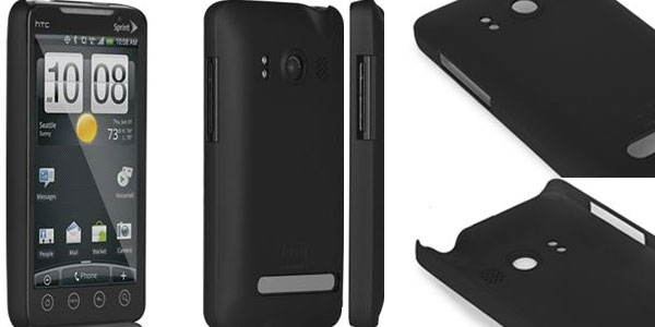 HTC EVO 4G Barely There Cases