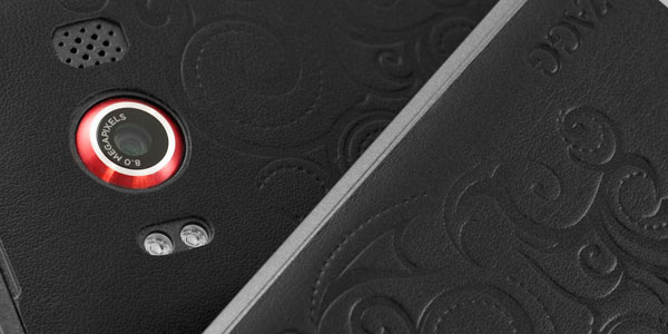 LEATHERskins for the HTC EVO 4G