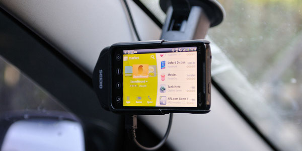 Seidio Innotraveler With The EVO 4G With Seidio Extended Battery and Case
