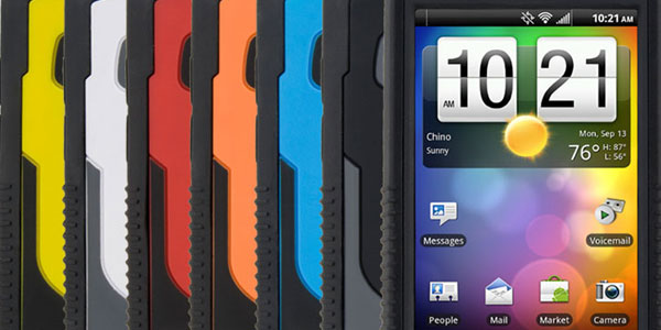 Trident Cyclops Series Cases for HTC Evo 4G