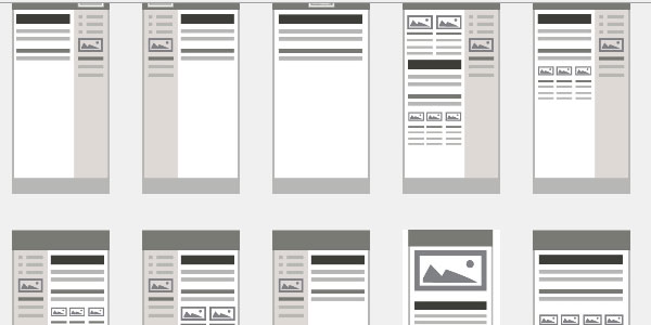 36 basic, flexible templates