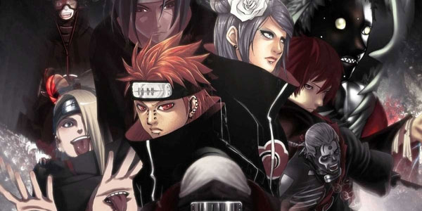 naruto shippuden akatsuki members. Naruto Shippuden Wallpapers