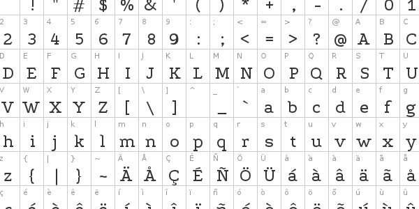free professional font Top 25 Free But Very Professional Fonts For Everyday Use In 2011