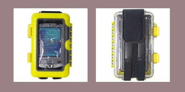 OtterBox 2600 Series Water-Resistant and Airtight PDA Case