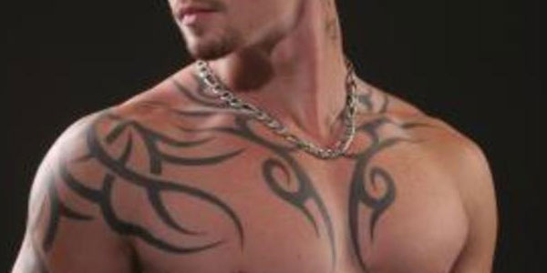 big tribal tattoo 35 Awesome Tribal Tattoos For Men
