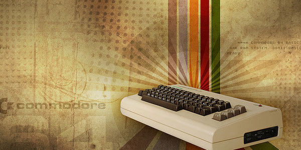 Commodore 64 vintage