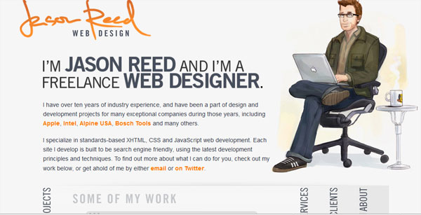 JasonReedWebDesign