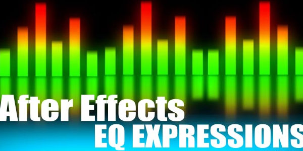 EQ Animation using AE Expressions