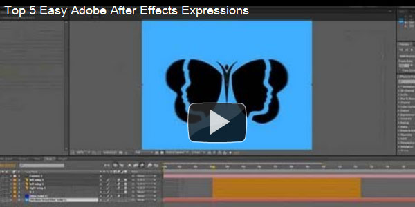 5 Easy After Effects Expressions