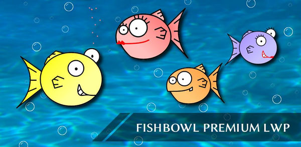 fishbowl live wallpaper 35 Android Live Wallpaper Collection You Would Use