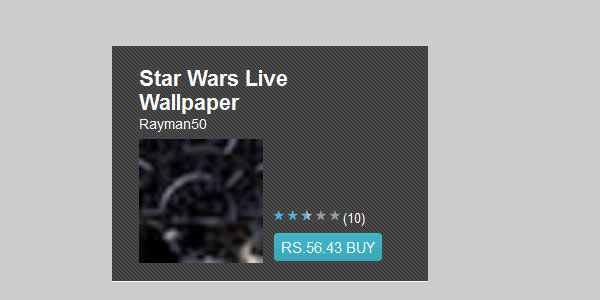 Star Wars Live Wallpaper