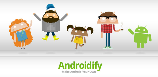 androidify 25 Coolest Android Apps