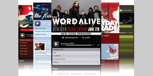 band profile 20 Best Facebook Apps