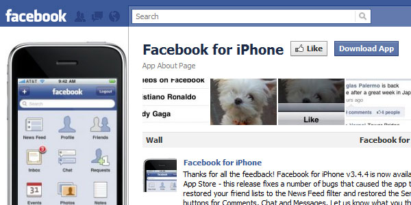facebook for iphone 20 Best Facebook Apps