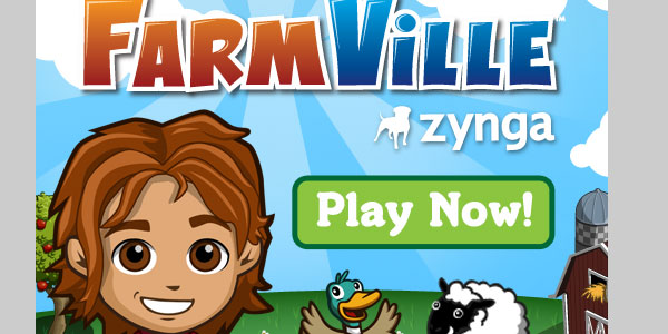 farmville 20 Best Facebook Apps