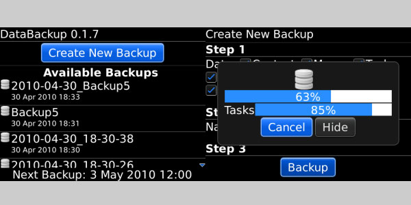 data backup blackberry 25 Free Blackberry Apps You Should Check
