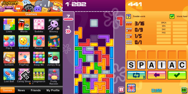playtomo game 25 Free Blackberry Apps You Should Check