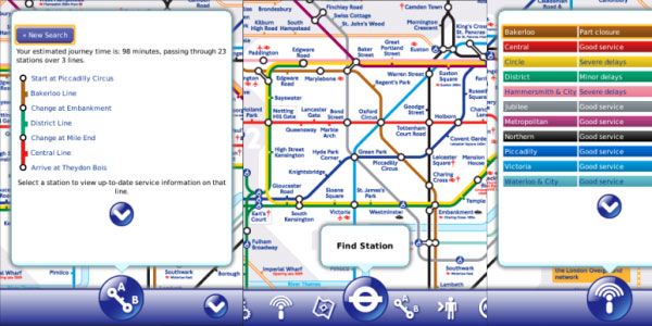 60 best free blackberry apps you cant afford to miss tube map gumiabroncs Images