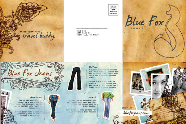 3fold brochure design 30 Creative Tri Fold Brochure Template Designs