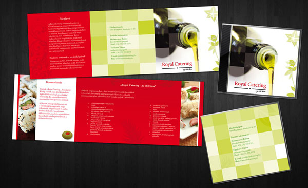 brochure design 30 Creative Tri Fold Brochure Template Designs