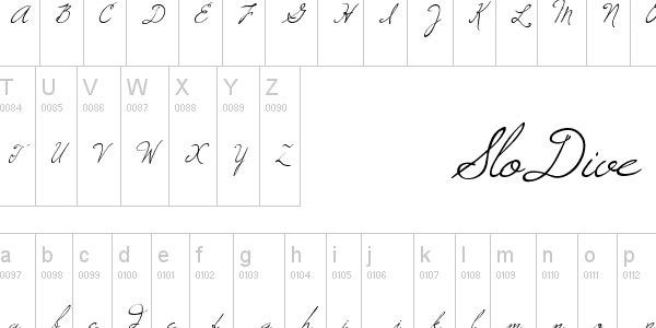 Cursive Fonts Awesome Freebies For Your Website Slodive