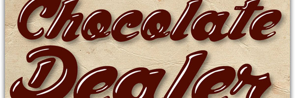 chocolate font 25 Cute Fonts