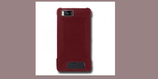 Amzer Silicone Droid X Jelly Skin Case