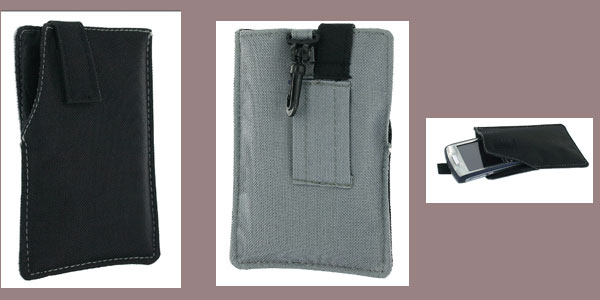 Mobi Products Clip Pouch for Motorola Droid X