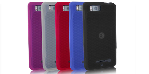 Mobi Products Skin Case for Motorola Droid X