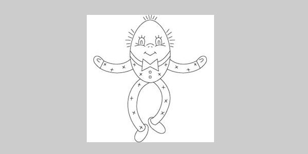 embroidery design humpty dumpty 35 Free Embroidery Designs