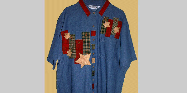 Star Log Shirt