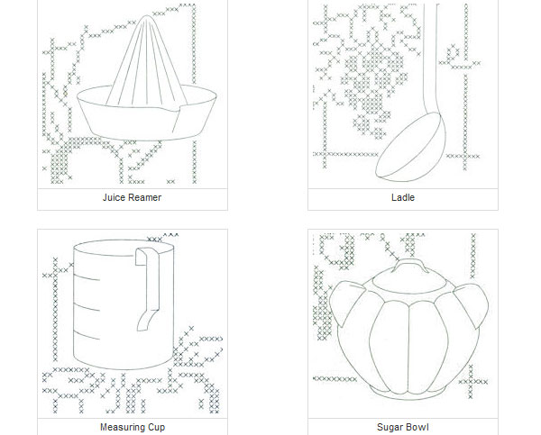 25 Awesomely Free Embroidery Patterns
