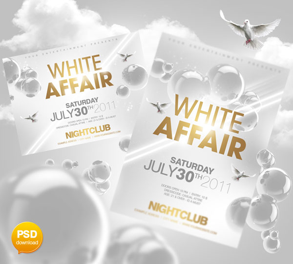 latest flyer design 25 Great Looking Flyer Templates