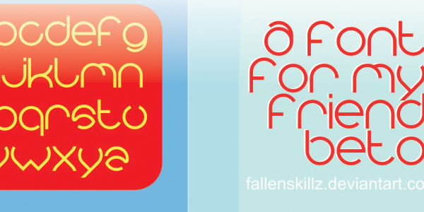 albertofont 25 Font Styles Showcase And Resources