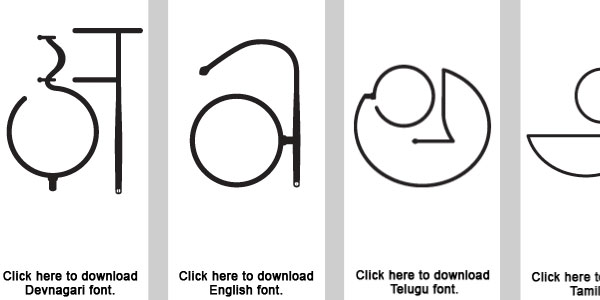 gandhijifont 25 Font Styles Showcase And Resources