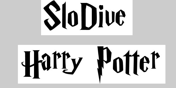 harry potter font 25 Font Styles Showcase And Resources