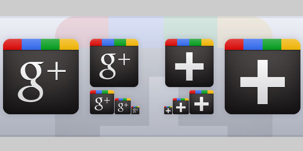 free google plus icon vector 25 Excellent Google+ Icons