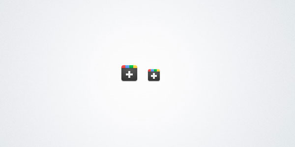 google plus icons png psd 25 Excellent Google+ Icons