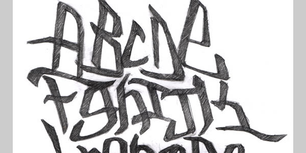 Cool Graffiti Fonts | New Calendar Template Site