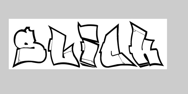 slick grafitti font 50 Awesome Graffiti Fonts