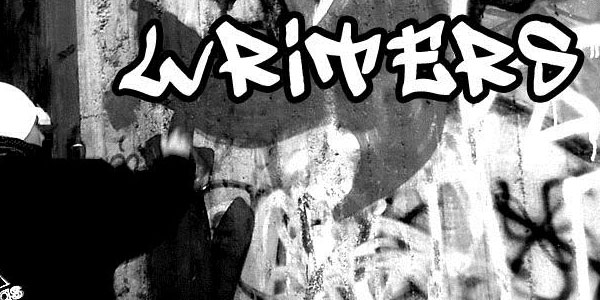 writers grafitti font 50 Awesome Graffiti Fonts