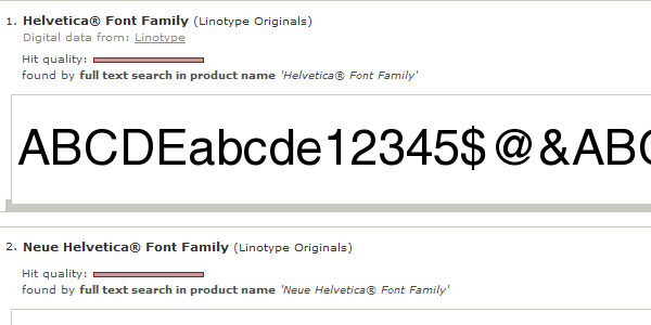 linotype helvetica font All About Helvetica Font