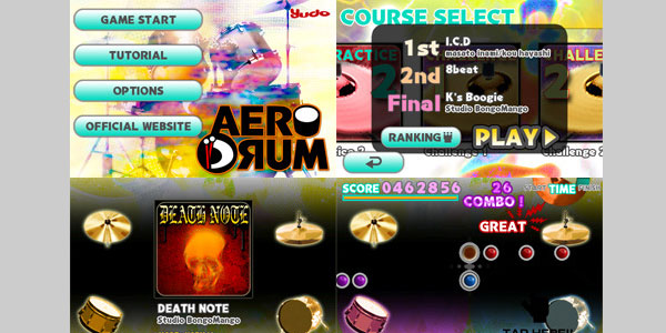 aero drum free 40 Best Free iPhone Apps