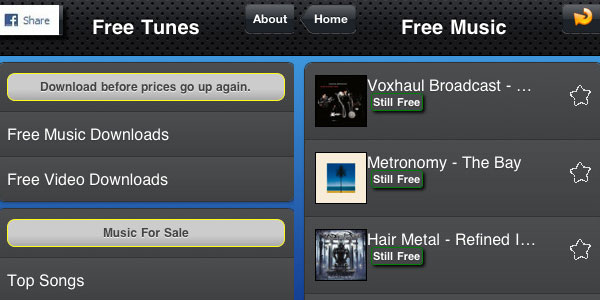 free itunes 40 Best Free iPhone Apps