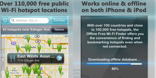 free wi fi finder 40 Best Free iPhone Apps