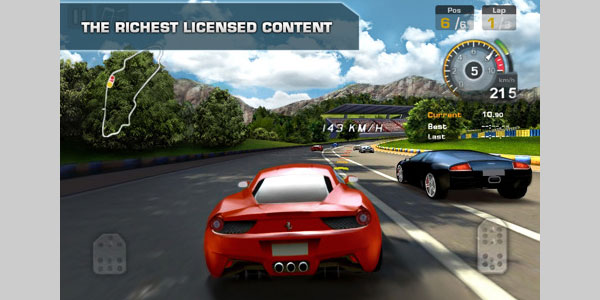 gt racing motor academy free 40 Best Free iPhone Apps