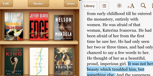 ibooks iphone free 40 Best Free iPhone Apps